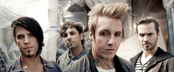 Papa Roach entran al estudio