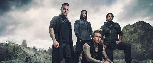 """Vídeo de Papa Roach para """"Gravity"""" con Maria Brink"""