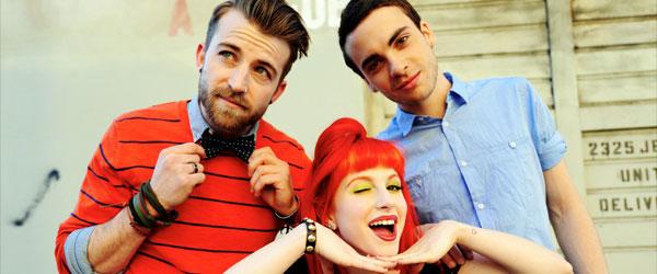 Paramore vuelven a escribir nuevos temas