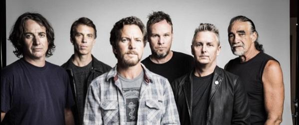 Pearl Jam interpretan 'Can't Deny Me' en directo por primera vez