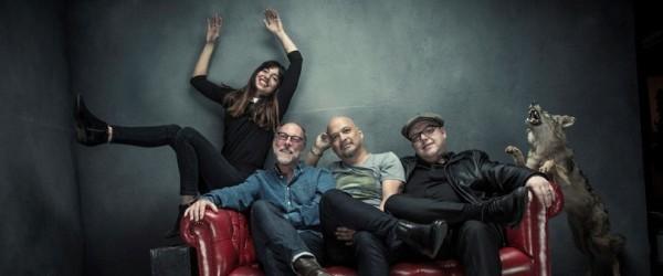 Nuevo disco de Pixies y concierto en Barcelona