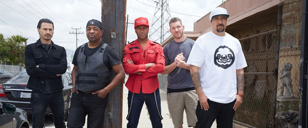 Prophets Of Rage lanzan el vídeo de 'Hands Up'