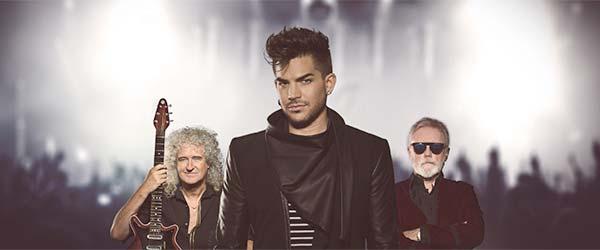 Gira española de Queen + Adam Lambert en junio