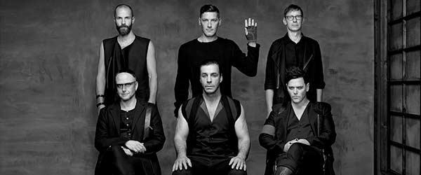 Rammstein están dando los últimos retoques a su nuevo álbum
