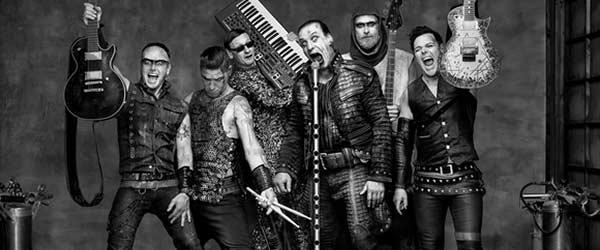 Rammstein entran en el estudio de grabación