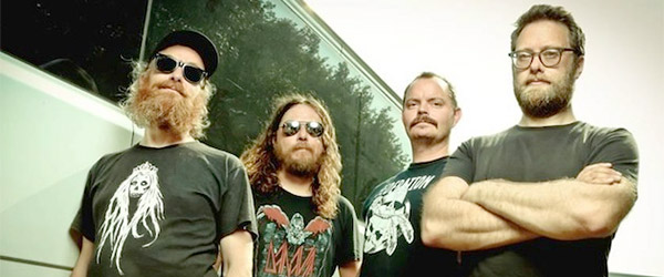 Nuevo disco de Red Fang con Ross Robinson