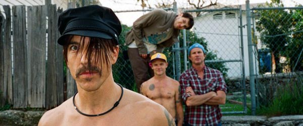 Making Of de Red Hot Chili Peppers