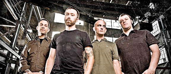 """Rise Against publican un vídeo para """"I don't want to be here anymore"""""""