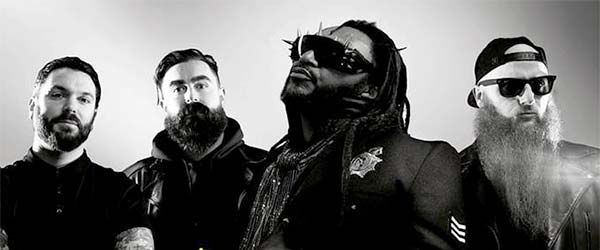 "Skindred lanzan el vídeo para ""Loud and Clear"""