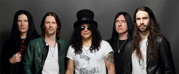 """""""Driving Rain"""", primer adelanto del nuevo álbum de Slash"""