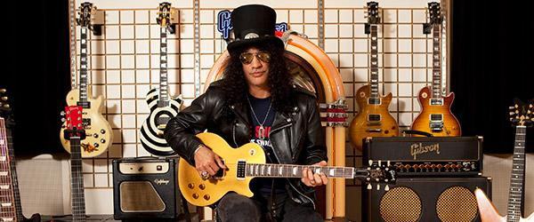 "Nuevo single de Slash: ""You're A Lie"""