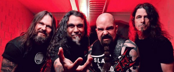 "Nuevo tema de Slayer: ""When the Stillness Comes"""