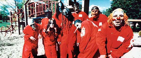 "Slipknot comparten ""Welcome to Our Neighborhood"" (1999)"