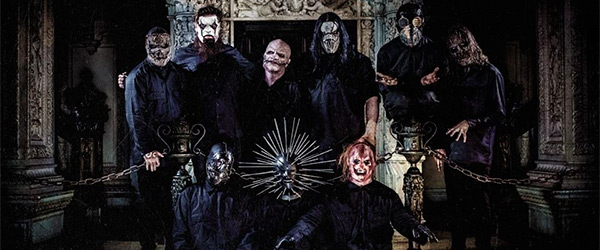 Slipknot lanzan un vídeo 360º de 'The Shape'
