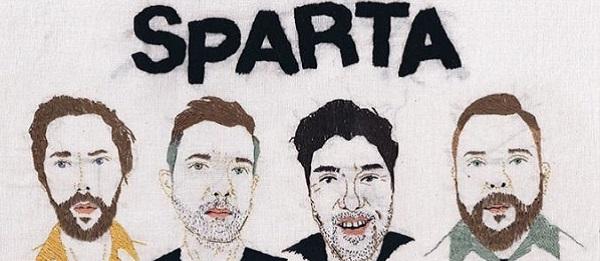 Sparta vuelven con un nuevo tema