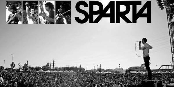 Sparta preparan nuevo disco y anuncian fecha en directo