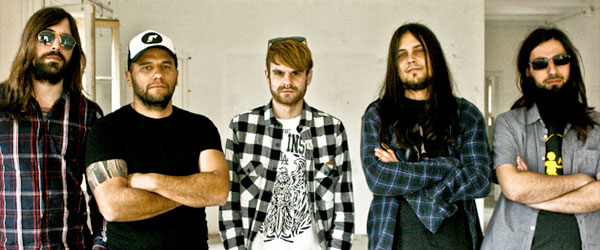 "Stained Blood anuncian su nuevo disco ""Hadal"""