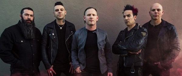 Stone Sour lanzan el vídeo de 'St. Marie'