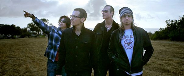 Fecha para el EP de Stone Temple Pilots con Chester Bennington