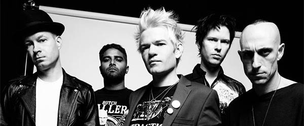 Nuevo vídeo de Sum 41: 'Fake Your Own Death'