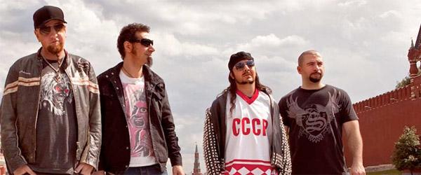 System of a Down visitará Europa en verano