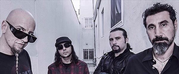 System Of A Down están trabajando en un nuevo disco