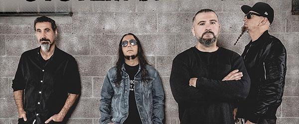 System Of A Down anuncian evento benéfico y vídeo