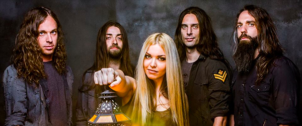 "Streaming del nuevo disco de The Agonist, ""Eye of Providence"""