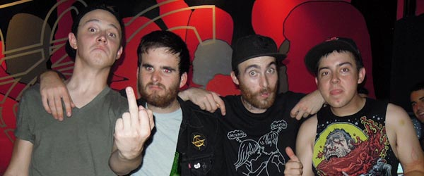 Entrevista exclusiva a The Flatliners