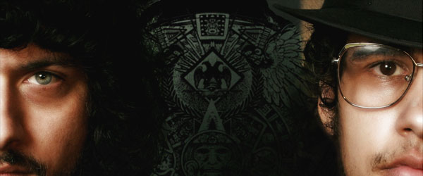 The Mars Volta en la portada de marzo