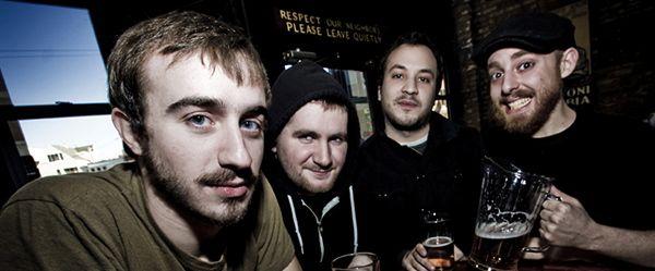 Nuevo disco de The Menzingers en febrero
