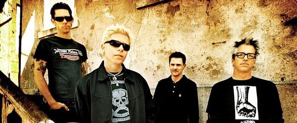The Offspring encabezan la triple cita del En Vivo