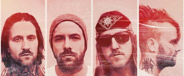 The Used cuelgan su nuevo álbum en streaming