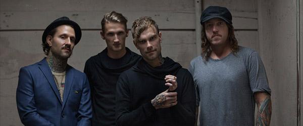 The Used anuncia nuevo álbum y vídeo
