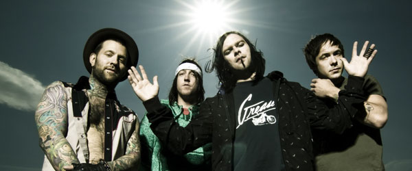 The Used volverán con nuevo disco en 2012