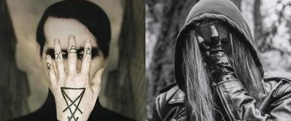 Uada hablan sobre el supuesto plagio de Marilyn Manson y su icónica imagen