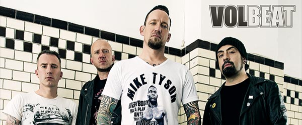 "Volbeat publican vídeo animado para ""Black Rose"""