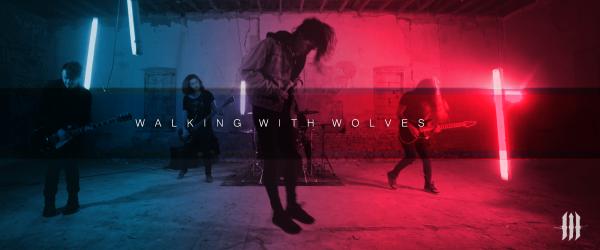 Estrenamos el nuevo vídeo de Walking With Wolves