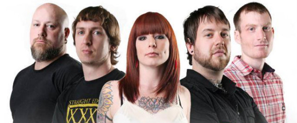 """Walls of Jericho anuncian nuevo álbum: """"No One Can Save You From Yourself"""""""