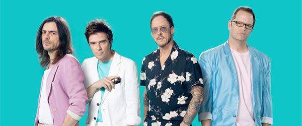 Nuevo álbum de versiones de Weezer por sorpresa