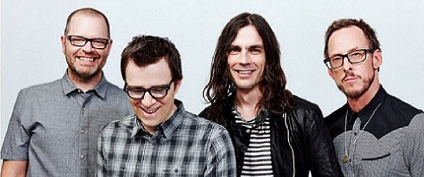Nueva canción de Weezer: 'California Snow'