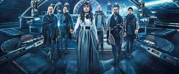 Nuevo vídeo de Within Temptation con Jacoby Shaddix