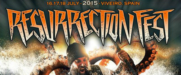 Se completa el cartel del Resurrection Fest 2015