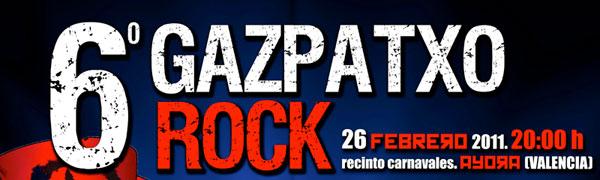 6º Gazpatxorock