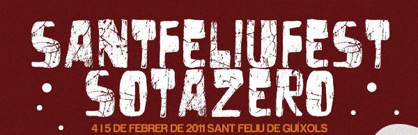 2ª Edición del Sant Feliu Sota Zero