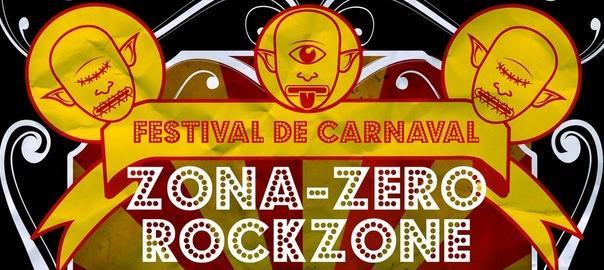 Cambios en el Festival de Carnaval de Zona-Zero / Rockzone