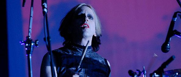 El batería Ginger Fish abandona Marilyn Manson