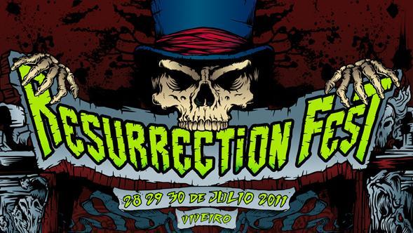 Nuevas confirmaciones para el Resurrection Fest