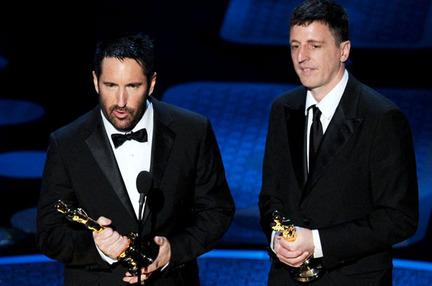 Trent Reznor y Atticus Ross se llevan el oscar