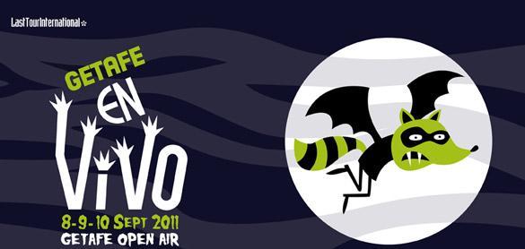 The Offspring cabezas de cartel del festival En Vivo